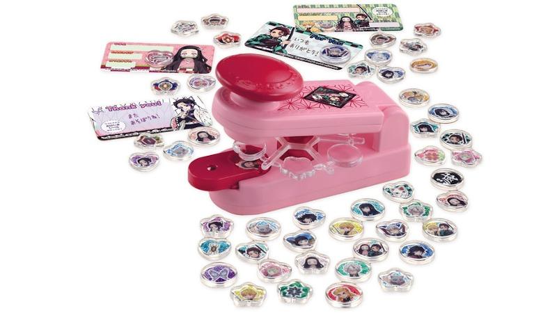 Demon Slayer Ohajiki Seal fabricante de pegatinas para niños