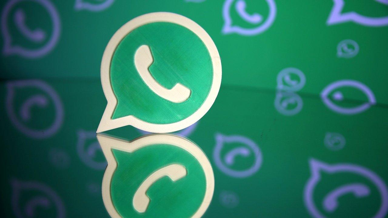 Con la última incorporación, WhatsApp proporcionará a los usuarios un total de tres opciones de eliminación automática de mensajes.  Imagen: Reuters / Dado Ruvic - RC16FAE1EA70