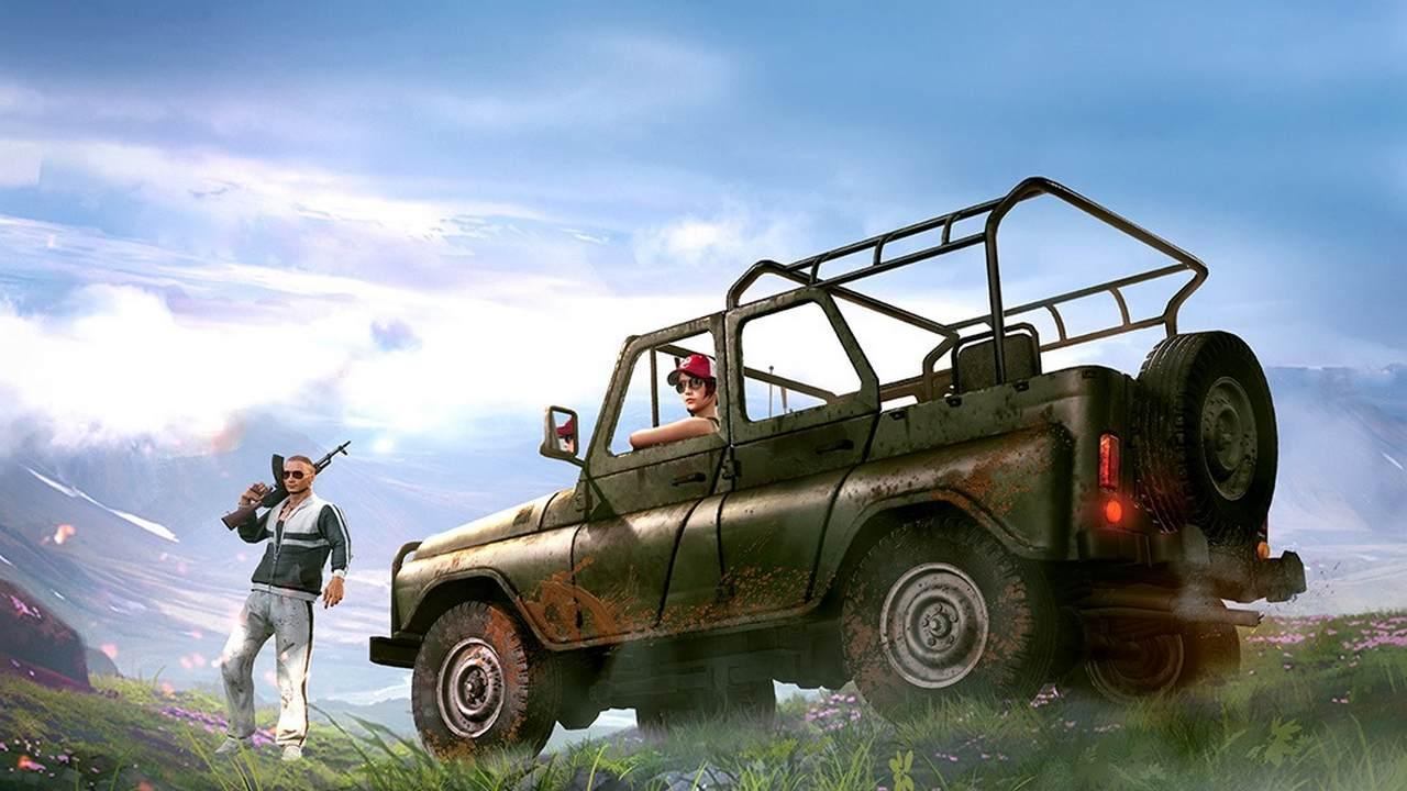 Battlegrounds Mobile India.