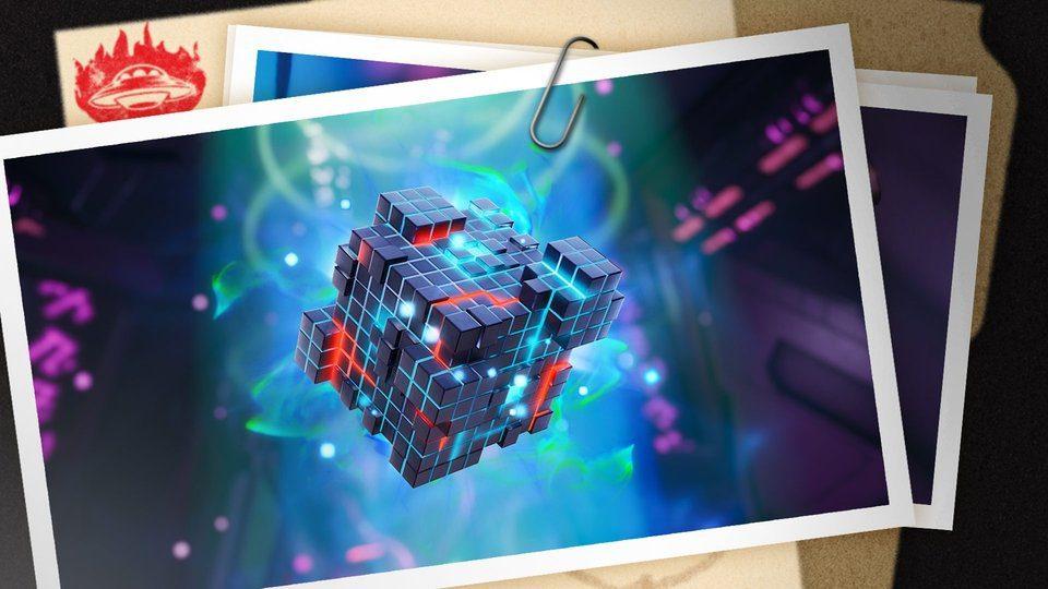 Nanos alienígenas de Fortnite