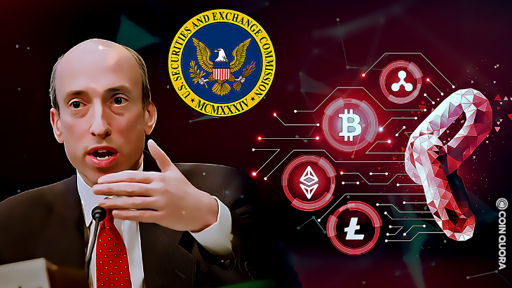 The Chairman of the U.S. SEC Promises Crypto Crackdown