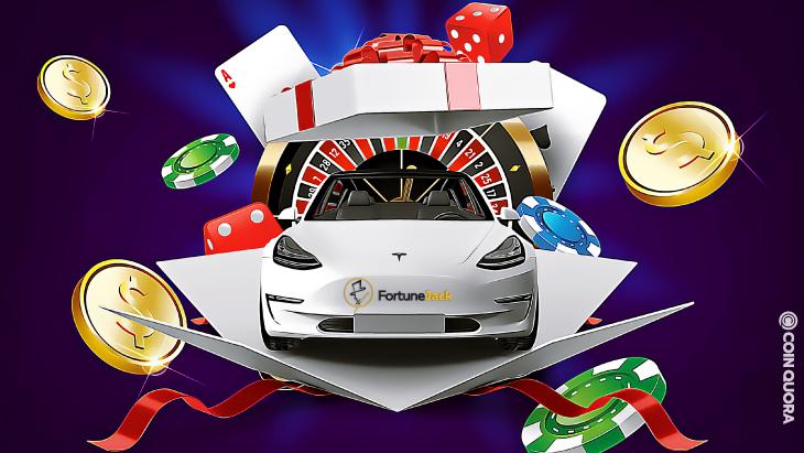 FortuneJack Holds Online Competition For Tesla Giveaway