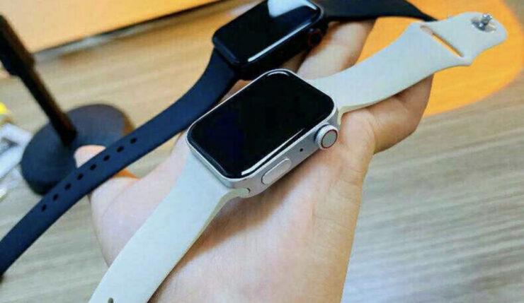 Los clones de Apple Watch Series 7 con diseño de borde cuadrado han comenzado a aparecer