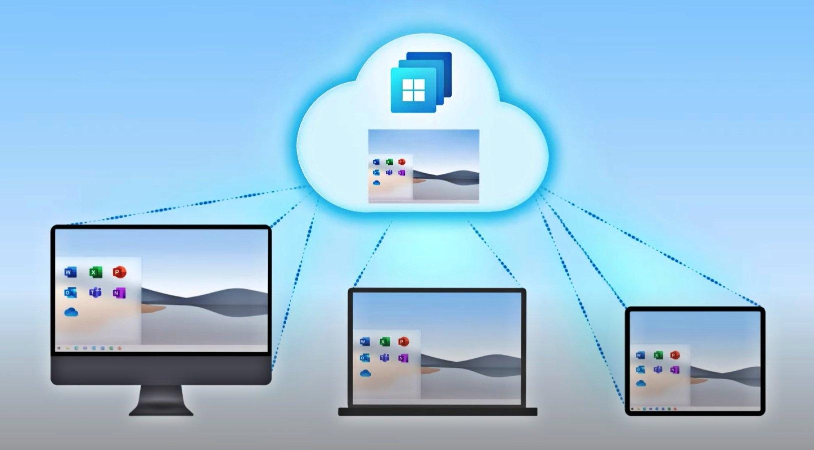 Microsoft comparte una guía sobre cómo proteger las PC con Windows 365 Cloud