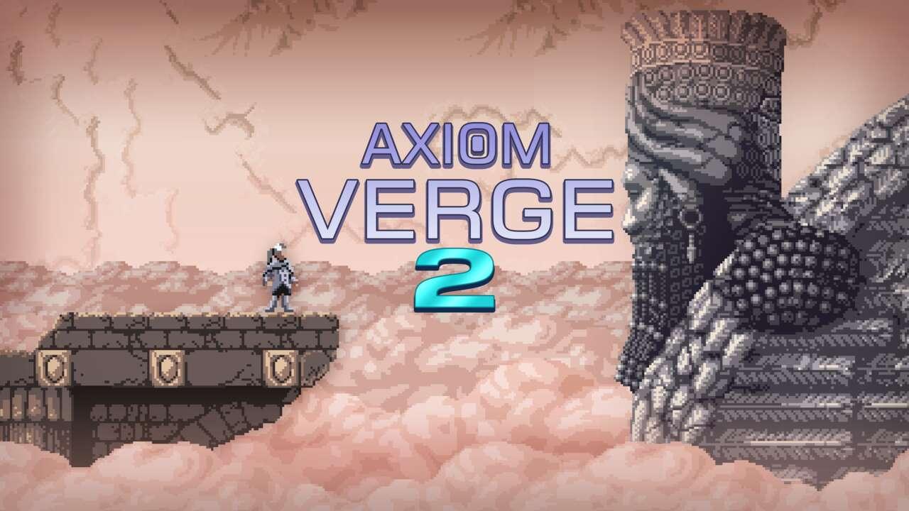 Revisión de Axiom Verge 2 - Más Vania que Metroid