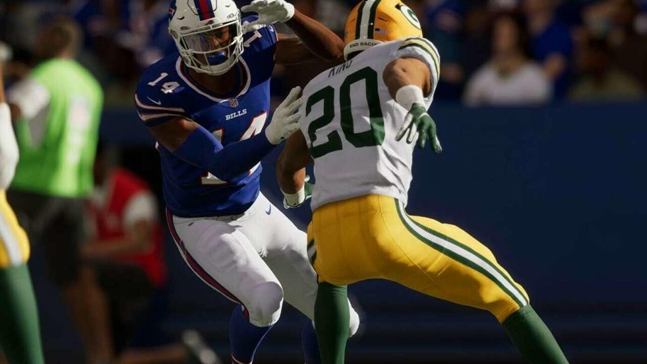 Revisión de Madden NFL 22 - Momentum Shift