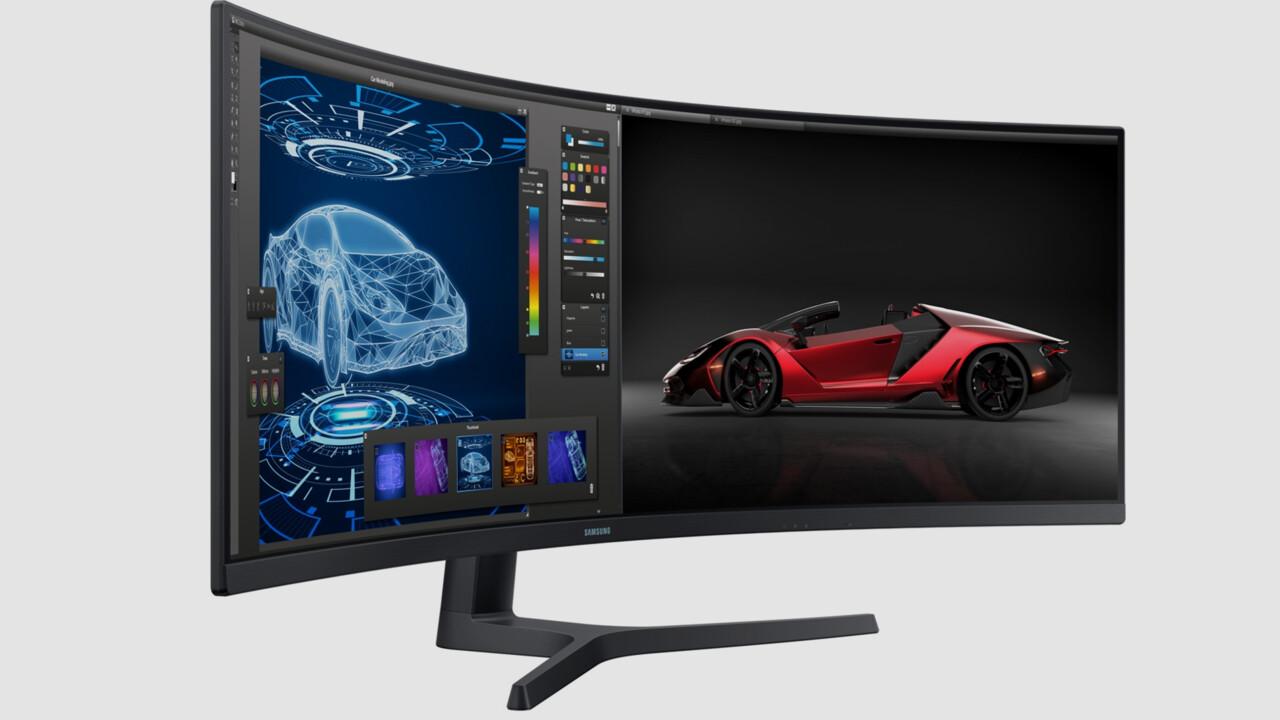 Samsung S49A950UIU: monitor 5K 120Hz, USB-C y KVM para el trabajo