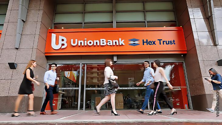 Philippines-UnionBank-Taps-Hex-Trust