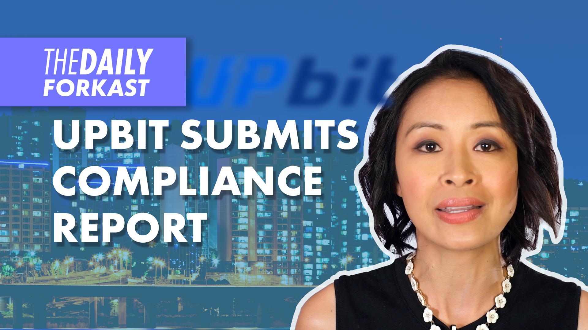 Upbit presenta informe de cumplimiento: se amplían las pruebas de China E-CNY