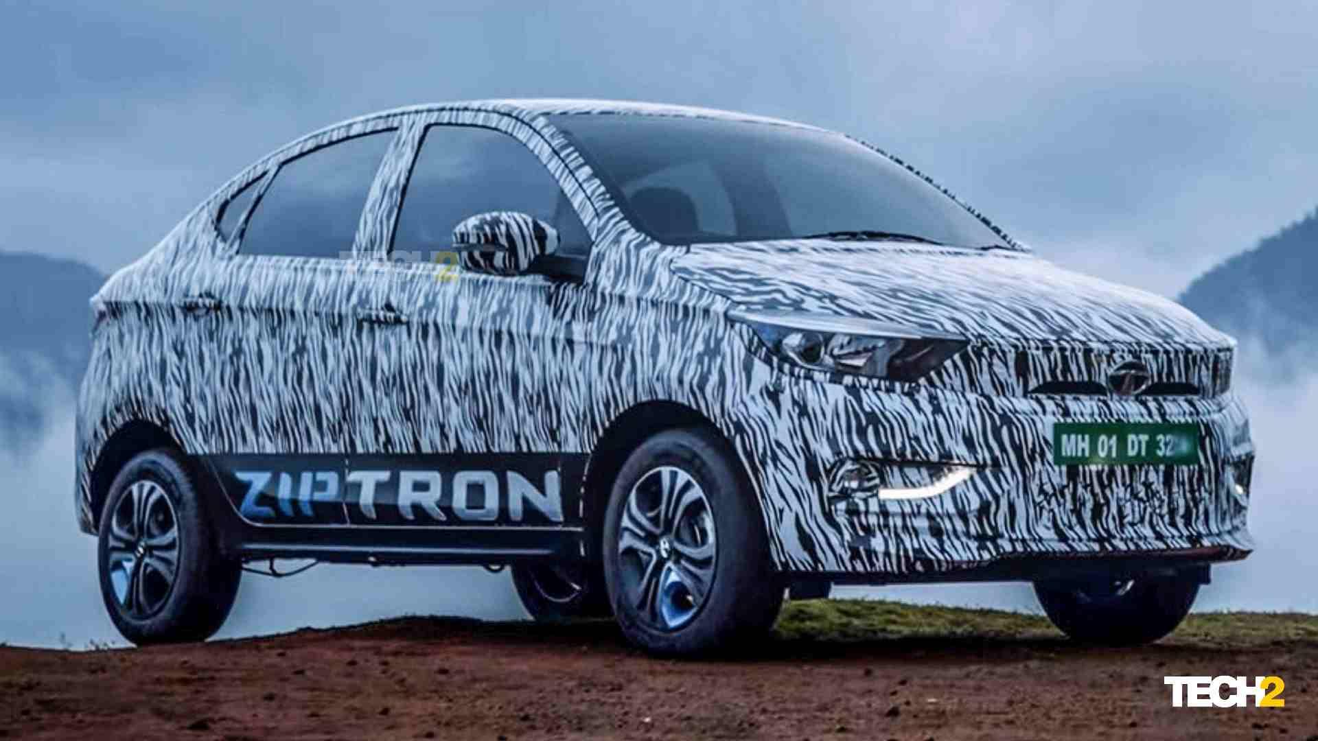 El rendimiento también mejorará sustancialmente.  Imagen: Tata Motors