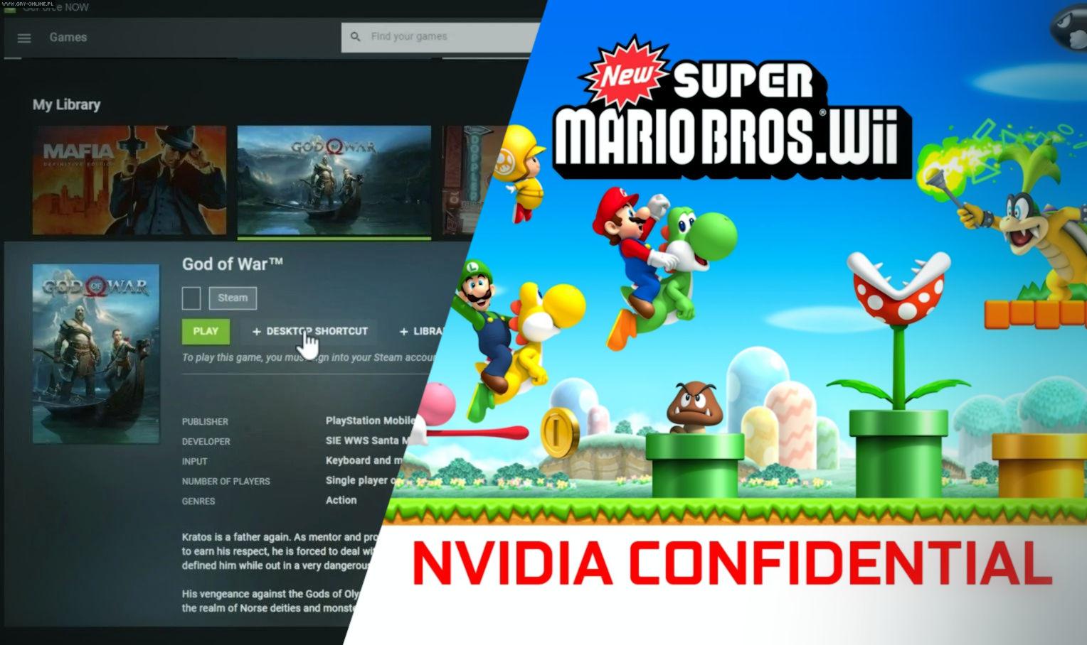 La fuga de NVIDIA GeForce NOW sugiere que más juegos de Sony PlayStation podrían llegar a las PC