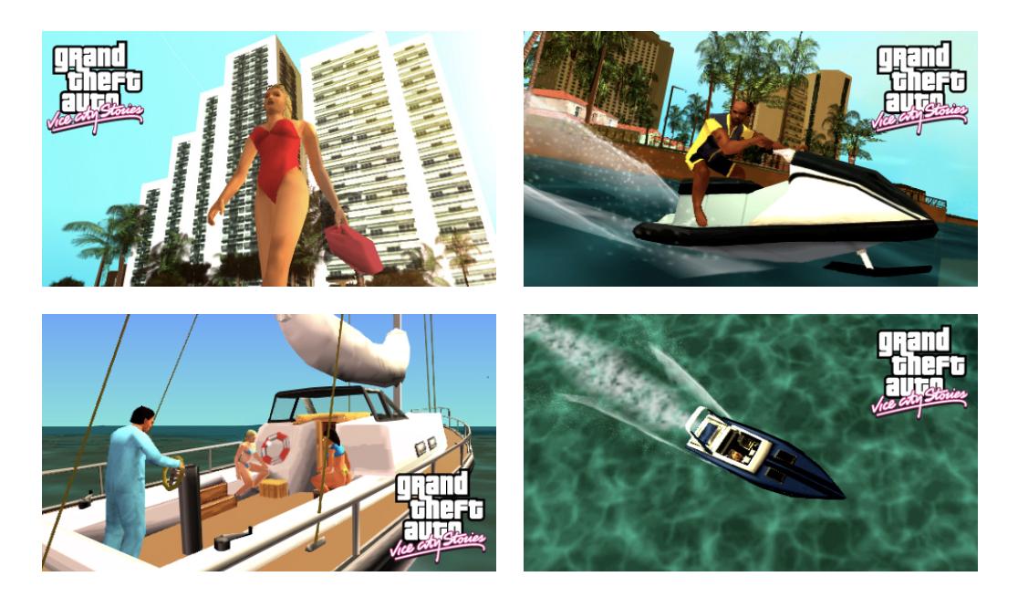 GTA: historias de Vice City