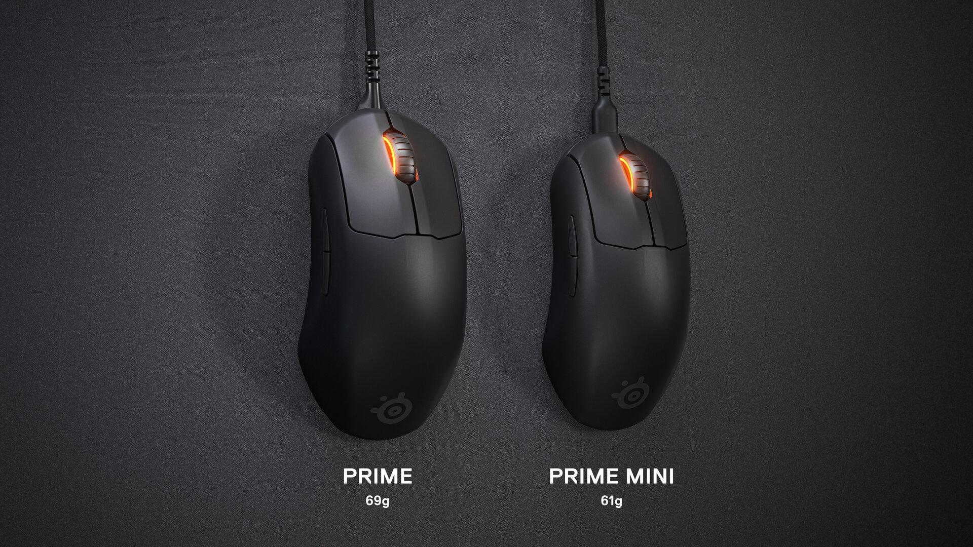 SteelSeries Prime y Prime Mini