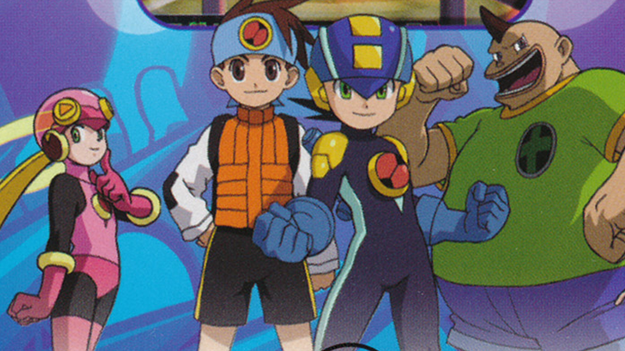 Transmisión en red Mega Man