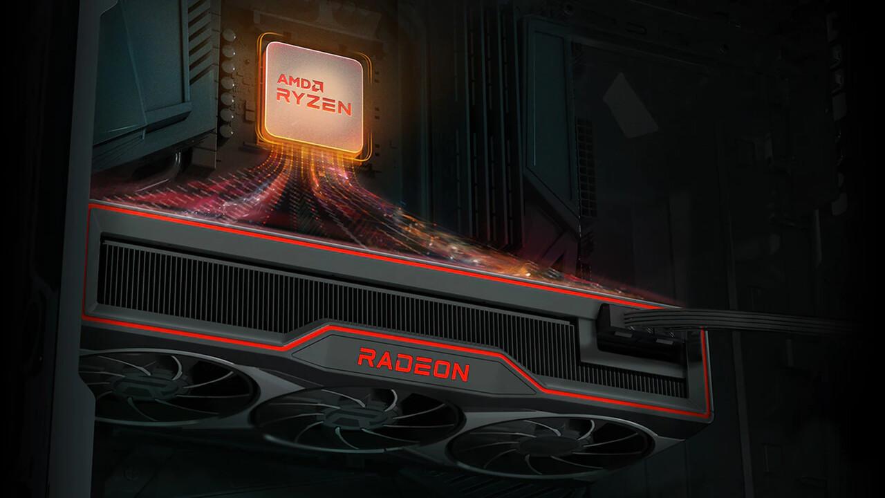 AMD Radeon Adrenalin 21.9.1: el controlador brinda memoria de acceso inteligente a Radeon RX 5000