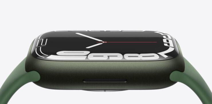 Apple Watch Series 7 no usa un nuevo chipset;  Presenta el mismo S6 que el modelo del año pasado