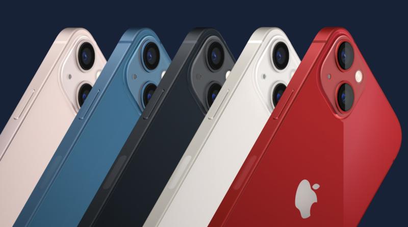 Apple oficializa el iPhone 13 y el iPhone 13 Pro