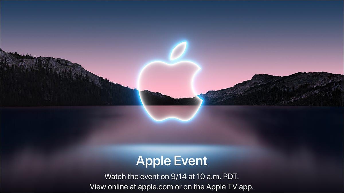 Evento de Apple 14 de septiembre