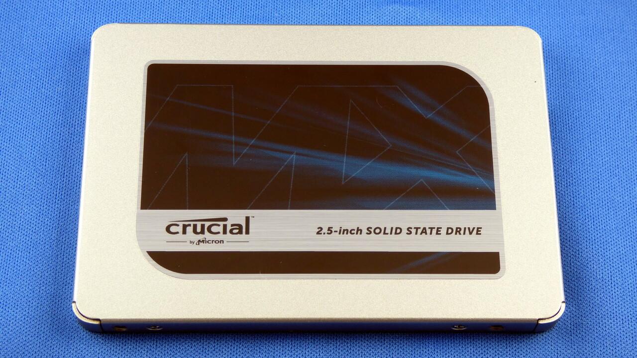 Crucial MX500 4 TB: la popular serie SSD ahora con aún más espacio de almacenamiento
