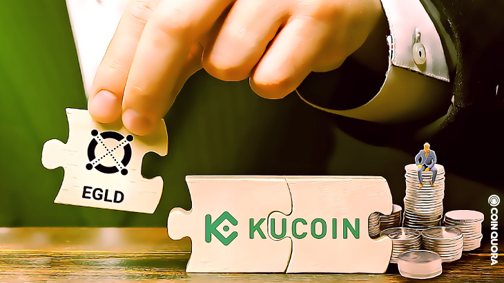 KuCoin Partners With Elrond to List EGLD and ESDT Tokens