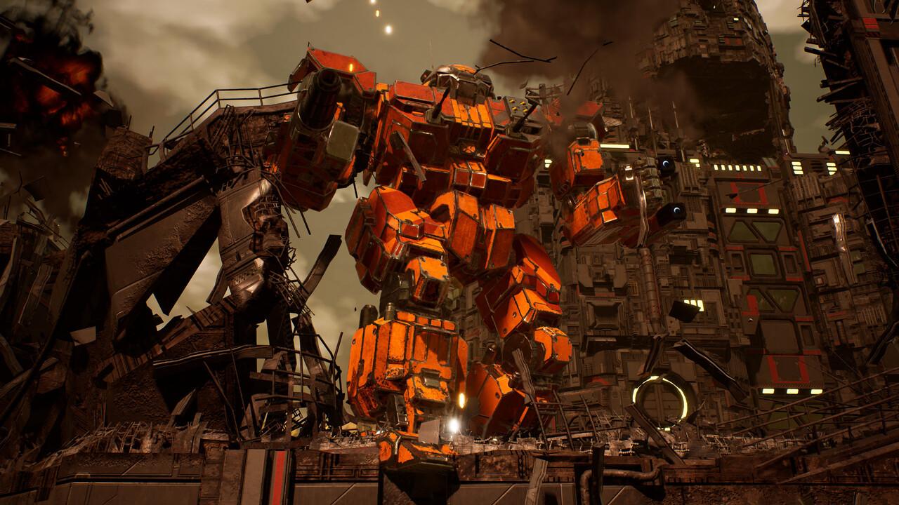 MechWarrior 5: DLC complementa una campaña de historia real