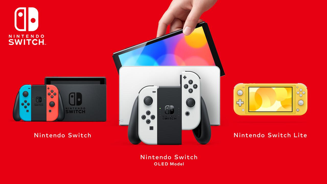 Nintendo Switch: el modelo actual será más barato antes que Switch OLED