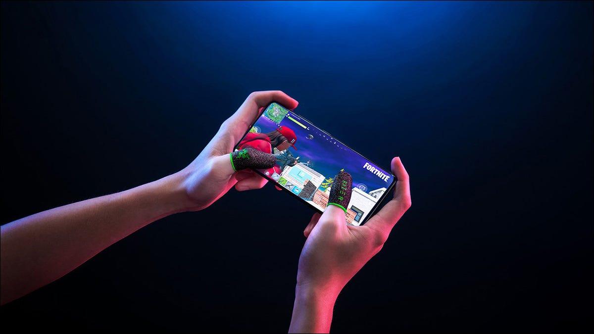 Fundas para dedos para juegos Razer