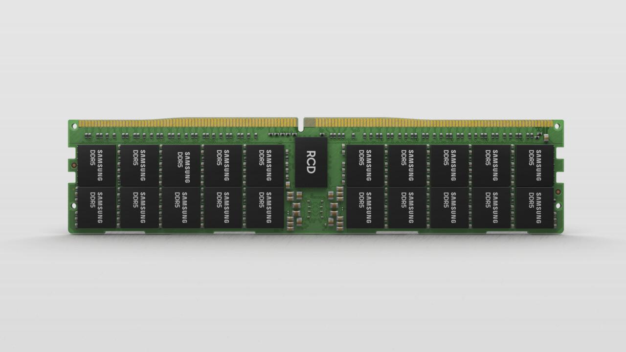 RAM de próxima generación: DDR5-6400 ya está en el vuelo de prueba con Alder Lake-S