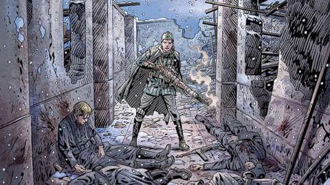 Sledgehammer Games se burla de Call Of Duty: Vanguard Comics