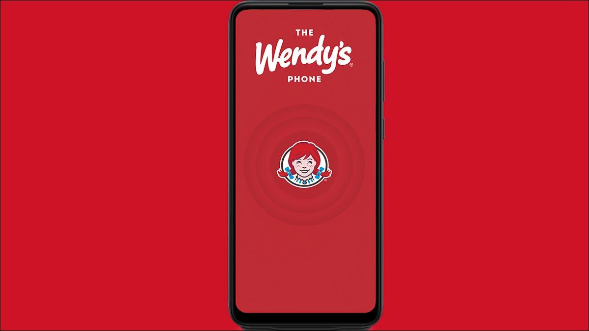 El teléfono de Wendy