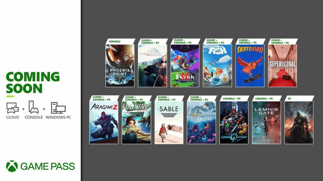Septiembre es otro gran mes para Xbox Game Pass