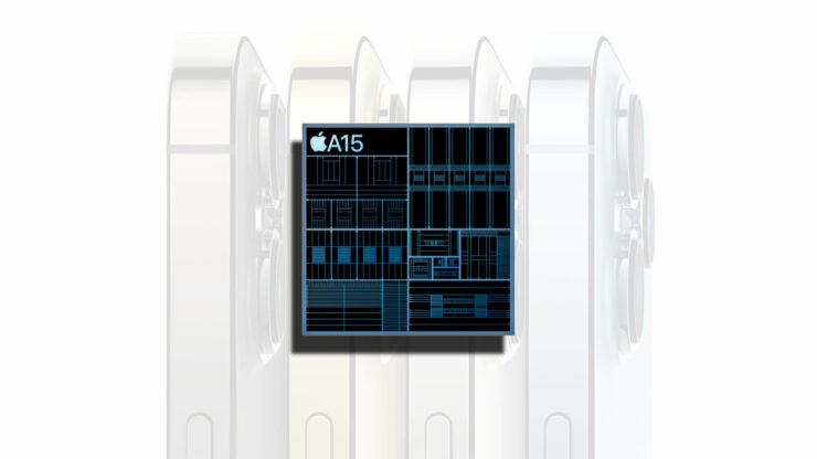 iPhone 13 Pro, iPhone 13 Pro Max cuentan con A15 Bionic con una GPU de 5 núcleos: los modelos restantes tienen una pieza de 4 núcleos