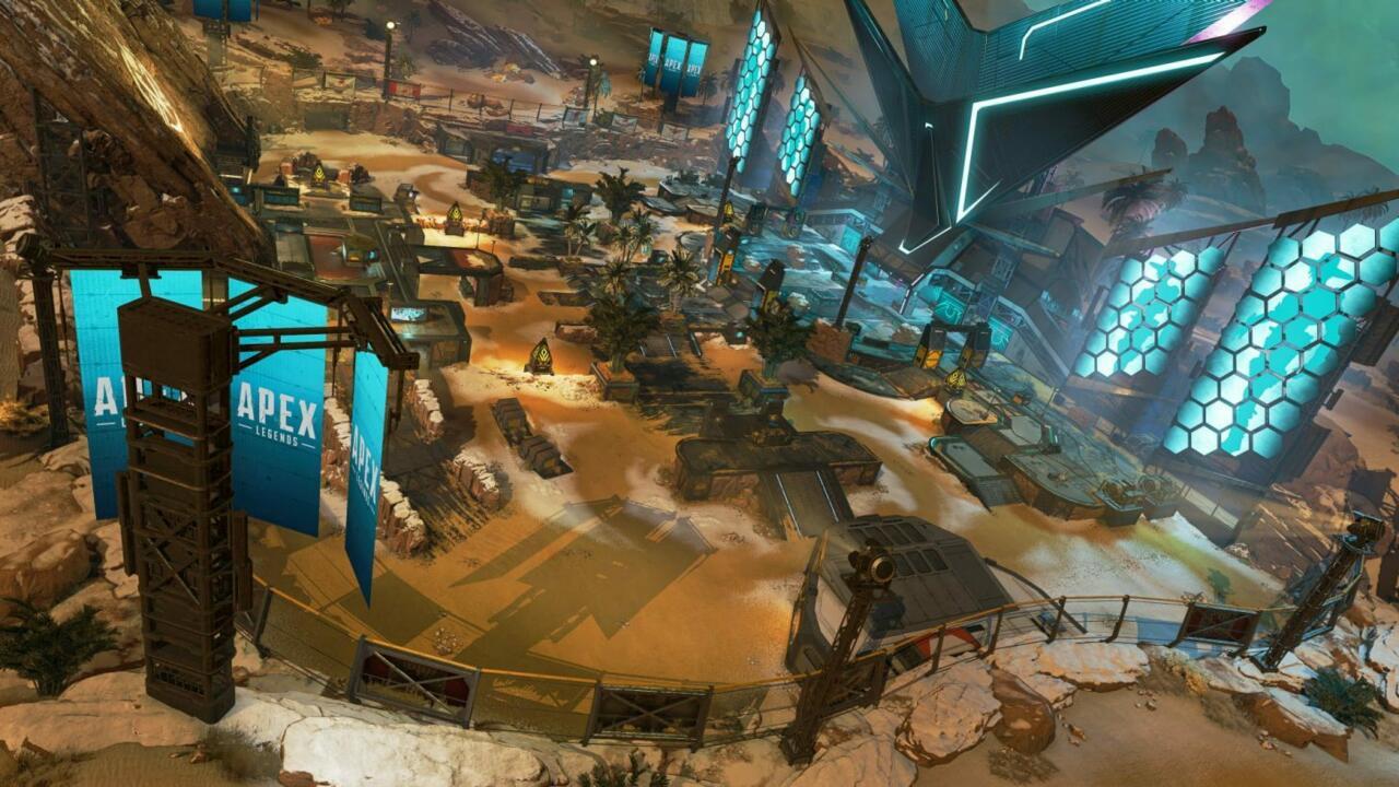 El nuevo mapa de arenas, Encore