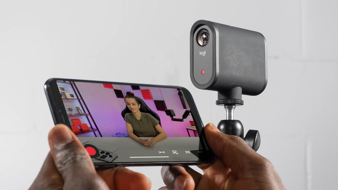Logitech For Creators: 3 Mevo-Kameras für Streams aus mehreren Blickwinkeln