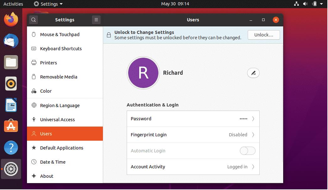 ubuntu creación de nuevo usuario 1