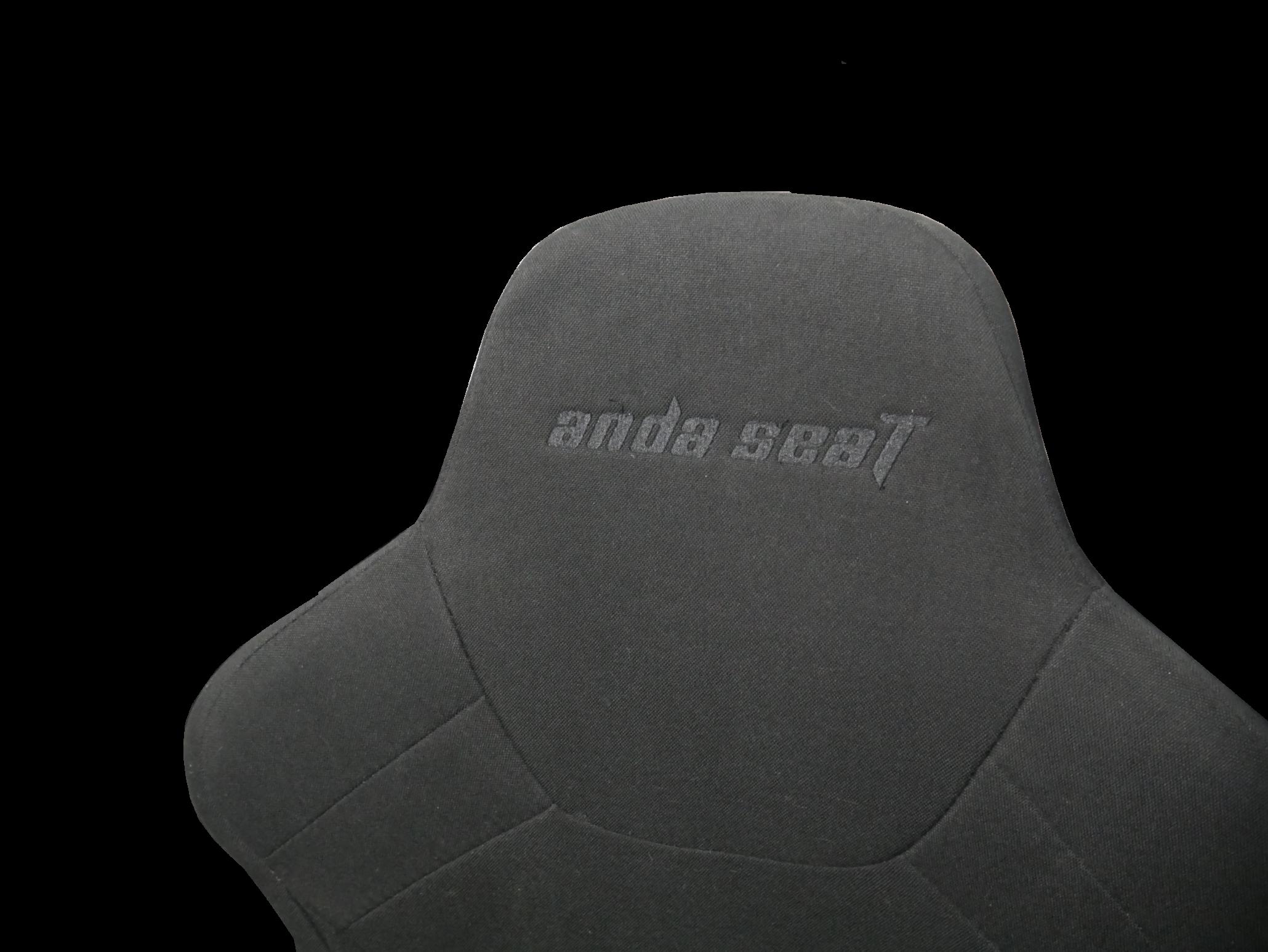 una calcomanía para el frente del asiento