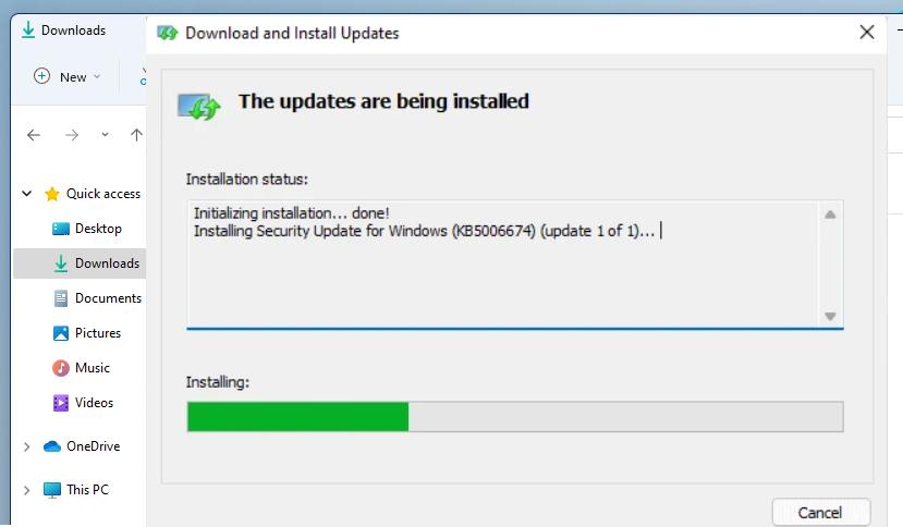 descargar e instalar la herramienta de actualización de windows 11