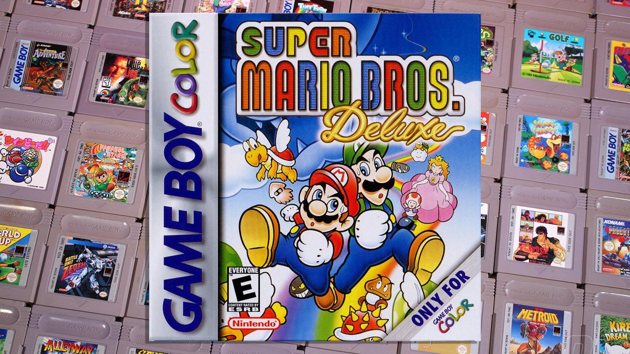 Super Mario Bros. de lujo