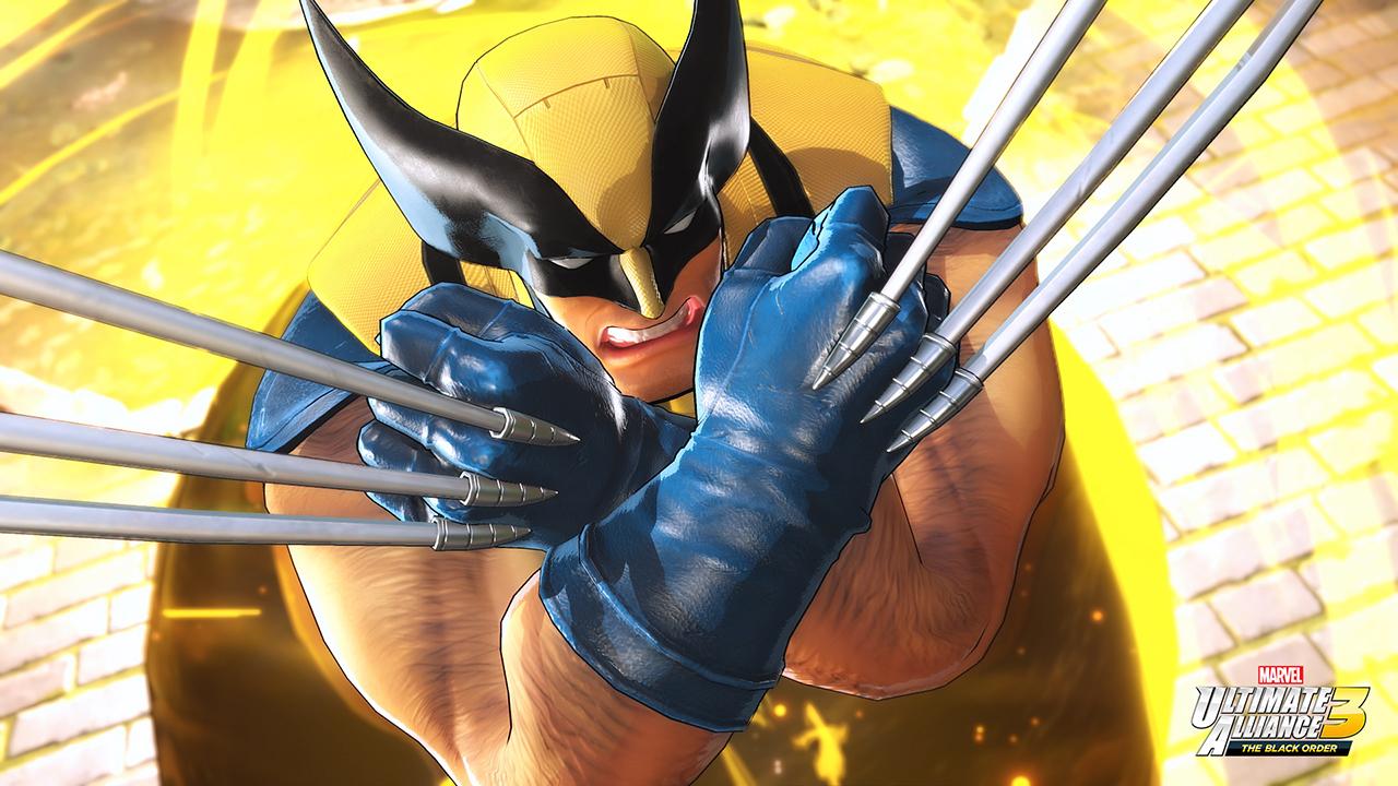 Marvel Ultimate Alliance 3: La orden negra
