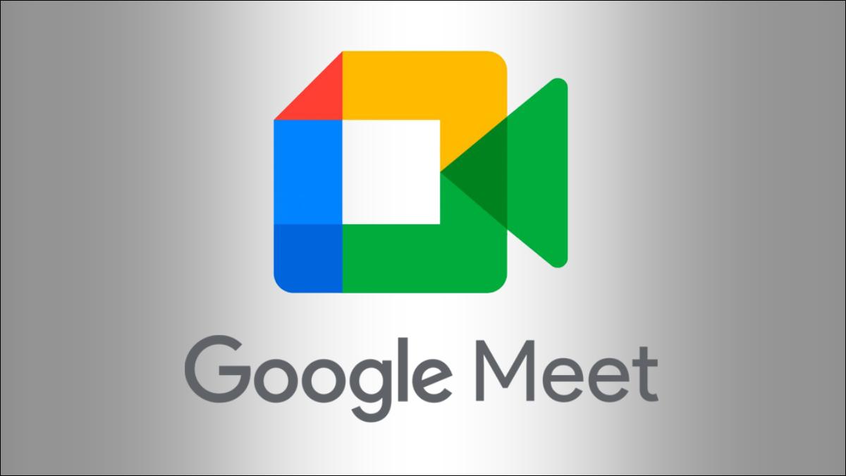 Logotipo de Google Meet