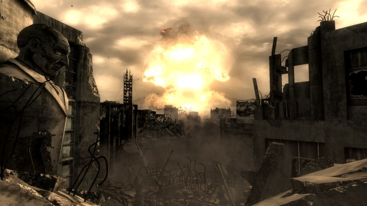 Fallout 3: Games for Windows Live se descarta con un parche