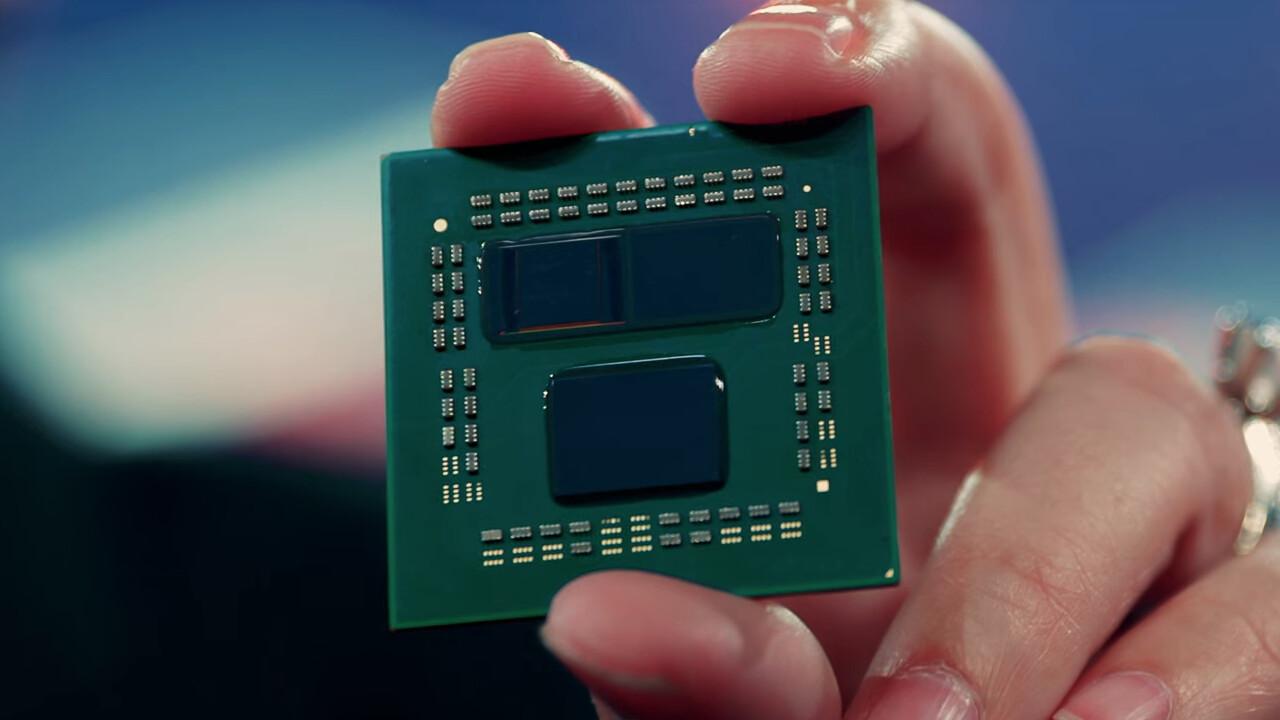 Hoja de ruta de AMD: Zen 3 3D V-Cache y nuevas CPU para portátiles a principios de 2022