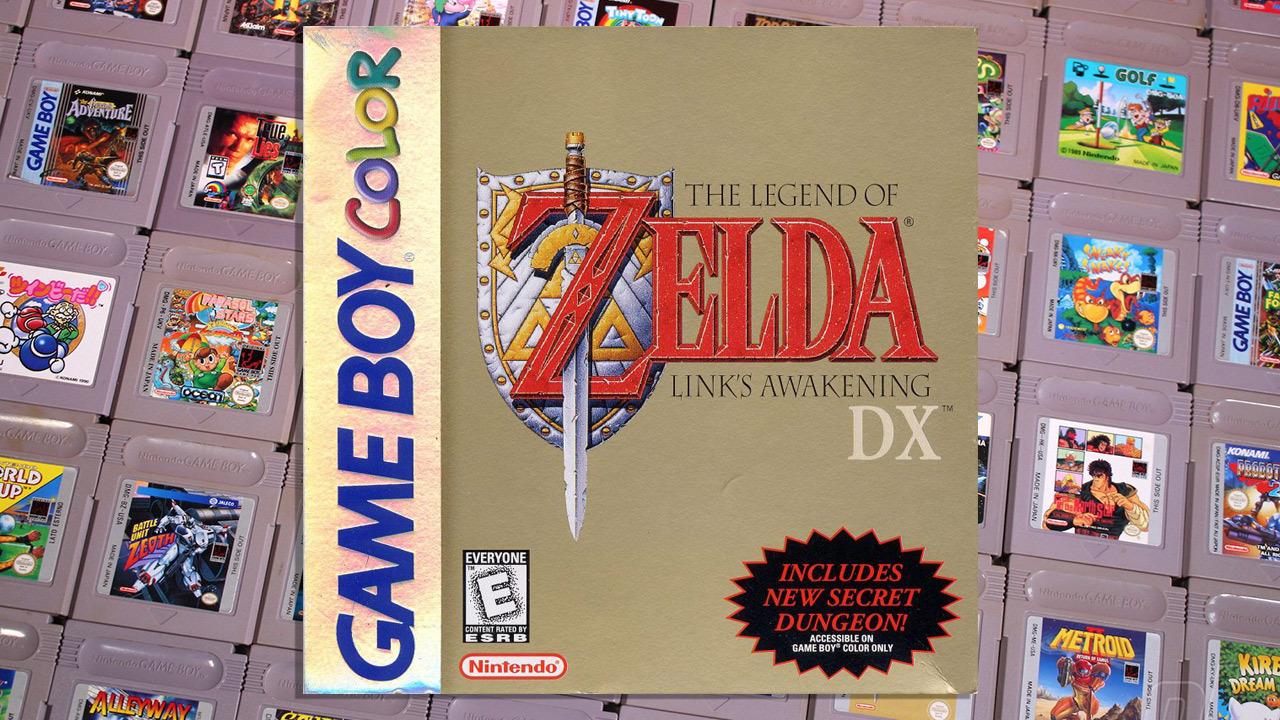 La leyenda de Zelda: Link's Awakening DX