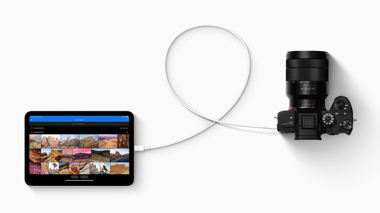 Photoshop CC para iPad: Camera Raw de Adobe llega a la tableta de Apple