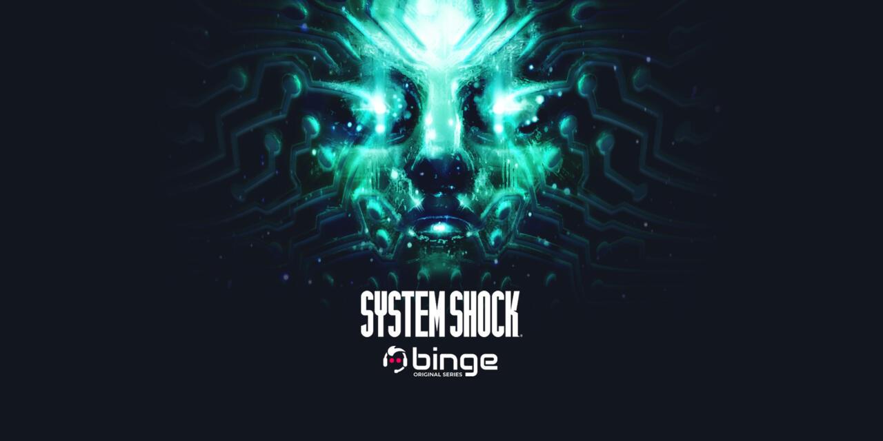 Una serie de televisión System Shock está en proceso para Bingie