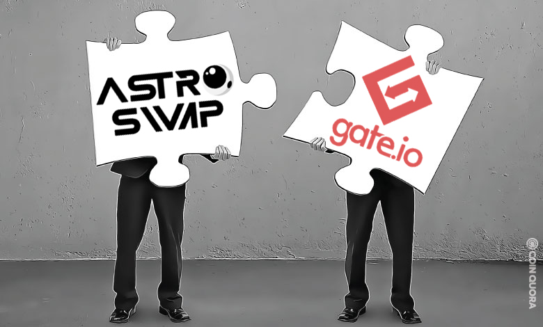 Breaking: ASTRO Is Now Listed on Gate.io – Explodes to 33,000% Price Rise Following IDO