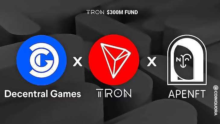 TRON and APENFT